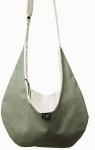 Pouch Bag Bauchtasche Canvas khaki